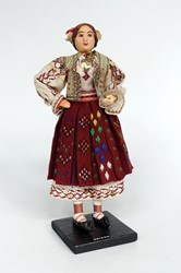 Picture of Romania Doll Vilcea