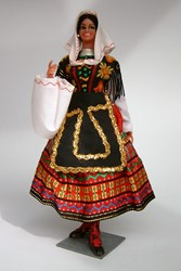 Picture of Spain Doll Lagartera