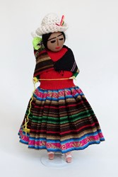 Picture of Bolivia Chola Doll