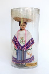 Picture of Mexico Doll Nayarit Huichol