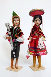 Picture of Peru Dolls Cusco