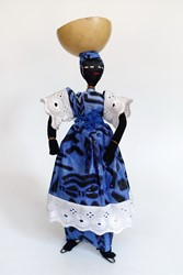 Picture of Senegal National Costume Doll