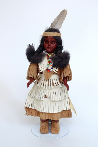 Picture of USA Cree Princess Doll