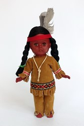 Picture of USA Ginny Doll Indian