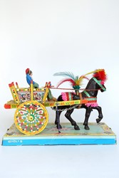 Picture of Italy Sicily Sicilian Cart