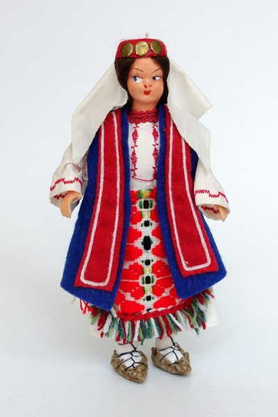 Picture of Croatia Doll Vrlika
