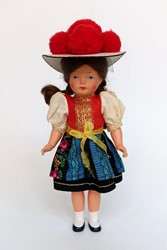 Picture of Germany Doll Schwarzwald Gutach