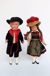 Picture of Germany Dolls Schwarzwald Gutach