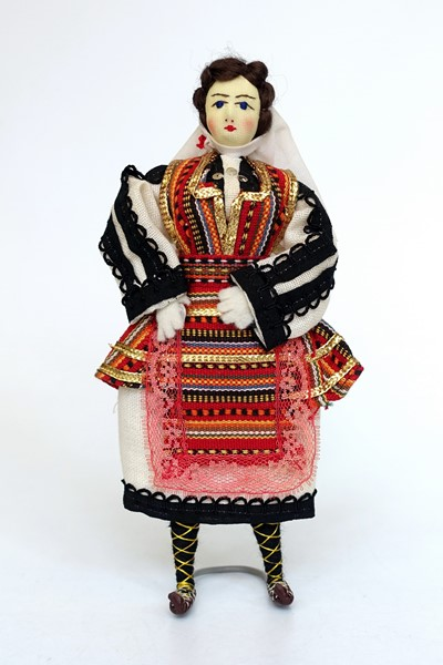 Picture of Macedonia Doll Skopska Crna Gora