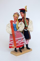 Picture of Poland Dolls Krakow
