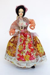 Picture of Slovenia Doll Gorenjska Upper Carniola