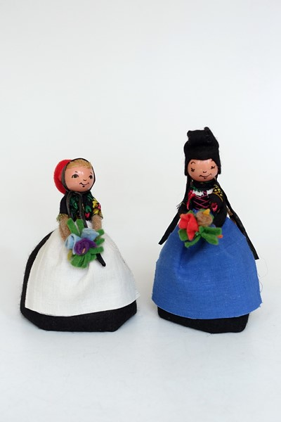 Picture of Denmark National Costume Dolls