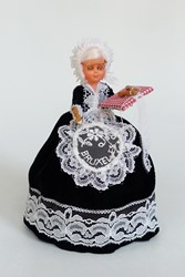 Picture of Belgium Doll Lacemaker Brussels