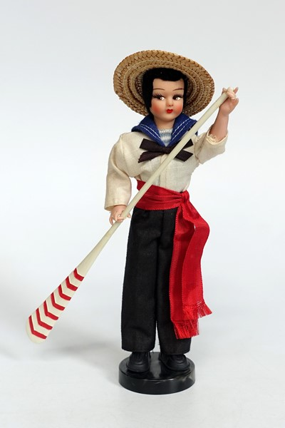 Picture of Italy Doll Venice Gondolier