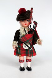 Picture of Scotland Highland Doll