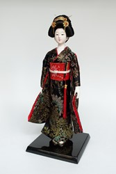 Picture of Japan Doll Geisha