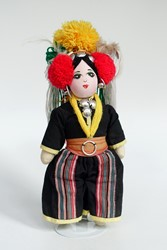 Picture of Thailand Doll Akha