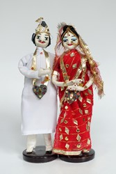 Picture of Bangladesh Dolls Wedding Couple