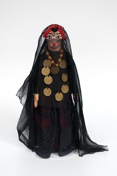 Picture of Egypt National Costume Doll
