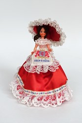 Picture of Luxembourg Doll Esch-sur-Sûre