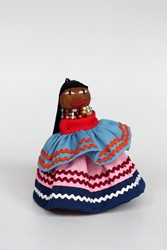 Picture of USA Florida Seminole Doll