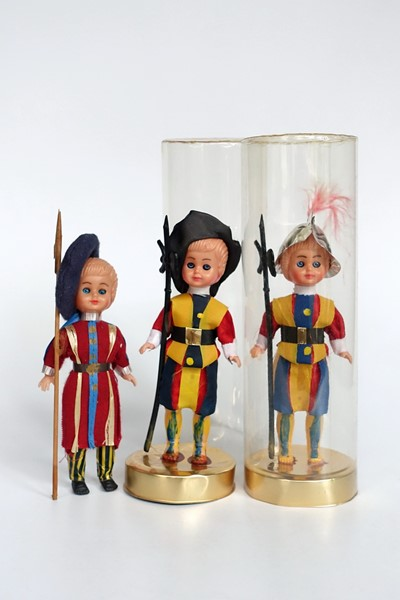 Picture of Vatican City Dolls Swiss Guards