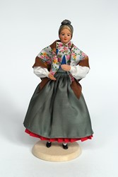 Picture of Poland Doll Kaszuby