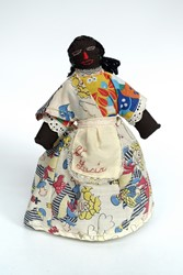 Picture of Saint Lucia National Costume Doll