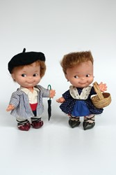 Picture of Spain Dolls Basque Country Biscay