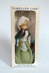 Picture of England Doll Cumbria