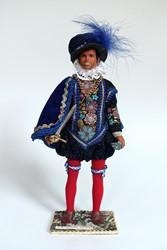 Picture of England Doll Sir Walter Raleigh