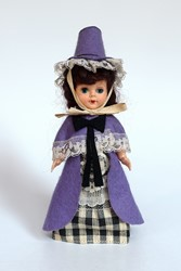 Picture of Wales National Costume Doll