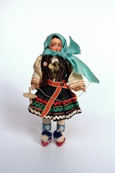 Picture of Greece Doll Sarakatsani People