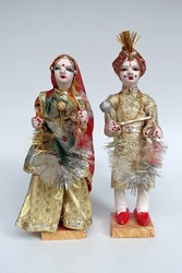 Picture of India Dolls Rajasthan Wedding