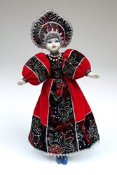 Picture of Russia National Costume Doll XL