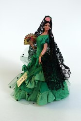Picture of Spain Doll Flamenco Dancer