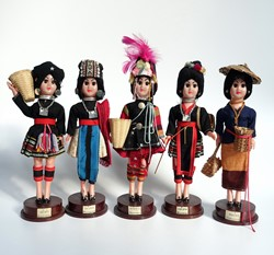 Picture of Thailand Dolls Hill Tribes