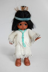 Picture of USA Mohawk Princess Doll