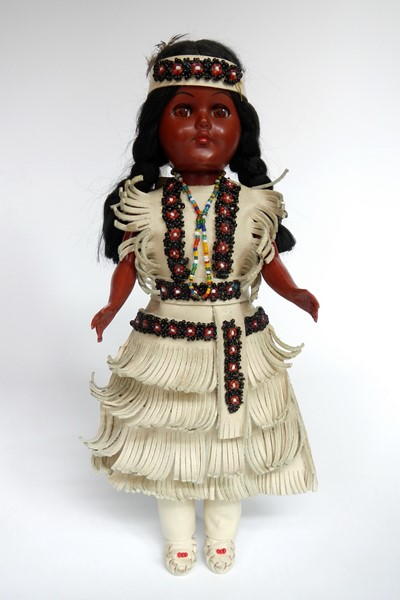 Picture of USA Piegan Princess Doll