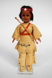 Picture of USA Native American Doll