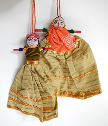 Picture of India Dolls Rajasthan