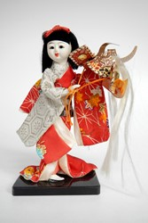 Picture of Japan Doll Yaegaki Hime