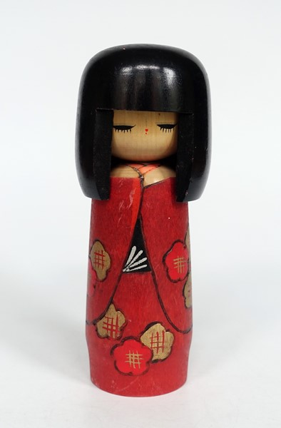 Picture of Japan Kokeshi Doll