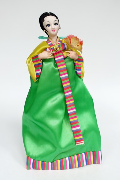 Picture of Korea Doll Lotus Flower Dance