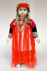 Picture of Thailand Doll Karen Pwo