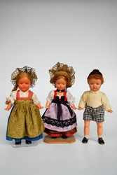 Picture of Germany 3 Dolls Hindelang & Other