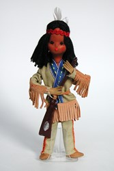 Picture of Germany Doll Indian Winnetou