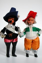 Picture of Germany Dolls 2 Musketeers