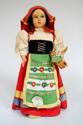 Picture of Italy Doll Rome