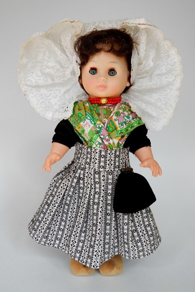 Picture of Netherlands Doll Zuid Beveland